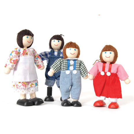 Tidlo Farm Family - educationaltoys.ie