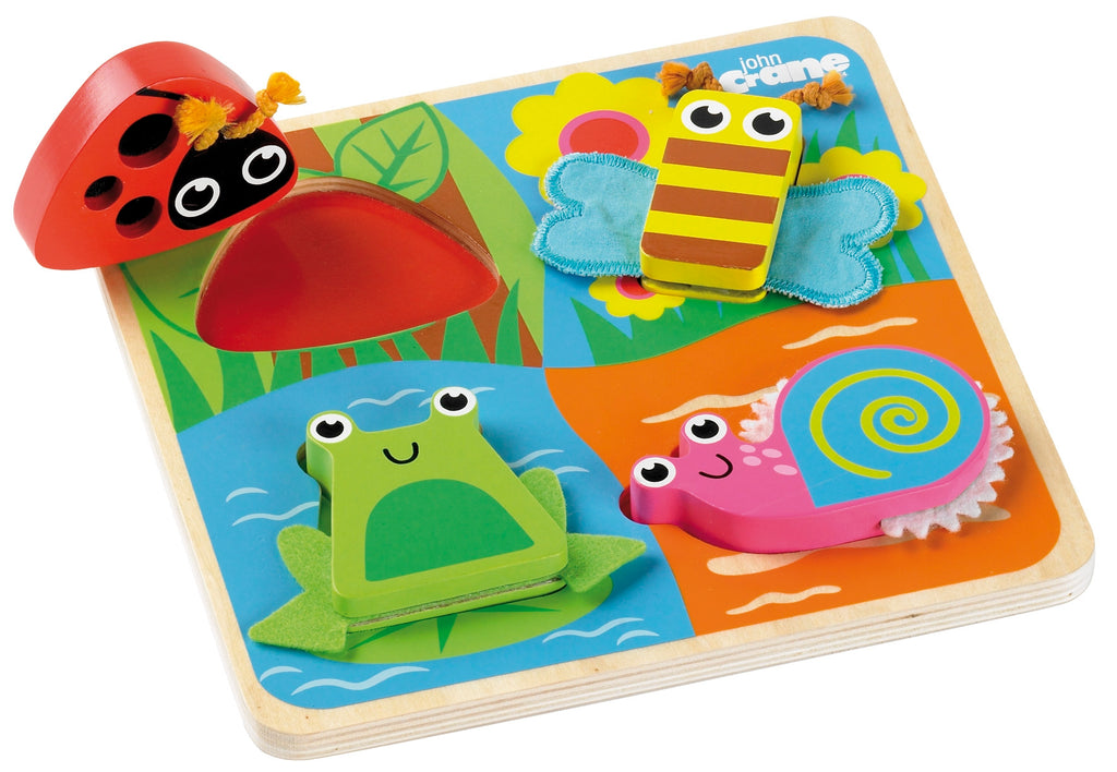 Tidlo Touch & Feel Bugs- educationaltoys.ie