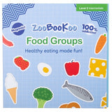 ZooBookoo Magnet Book Food Groups - educationaltoys.ie