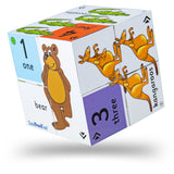 Zoobookoo Numbers Find The Odd One Out - educationaltoys.ie