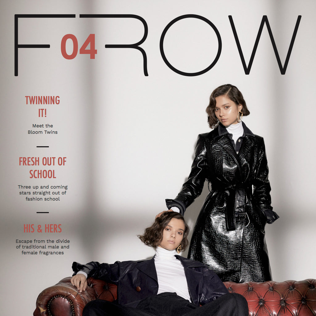 FROW magazine - January (Light + Energy Serum Cleanser)