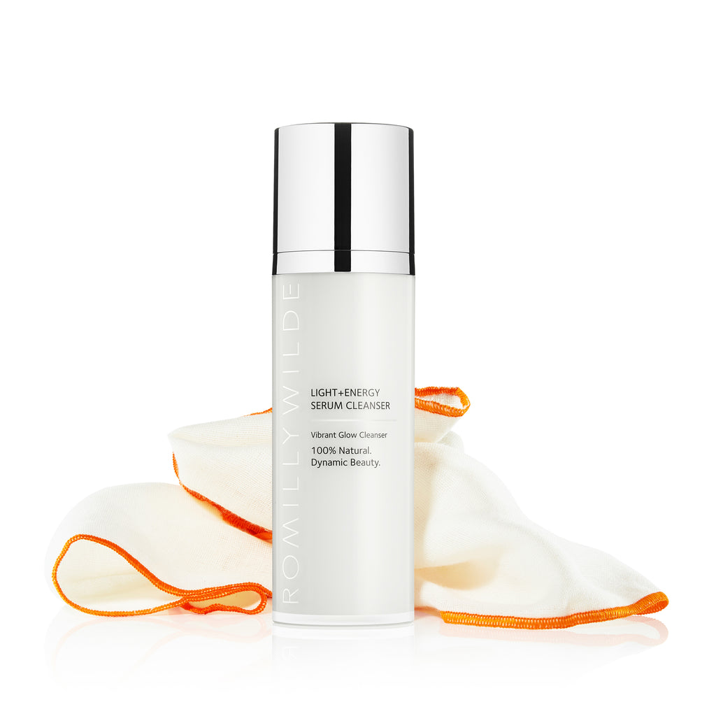 Daily Telegraph - Light + Energy Serum Cleanser