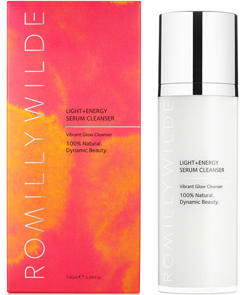 Red Online's Ultimate Best Beauty Buys - Light + Energy Serum Cleanser