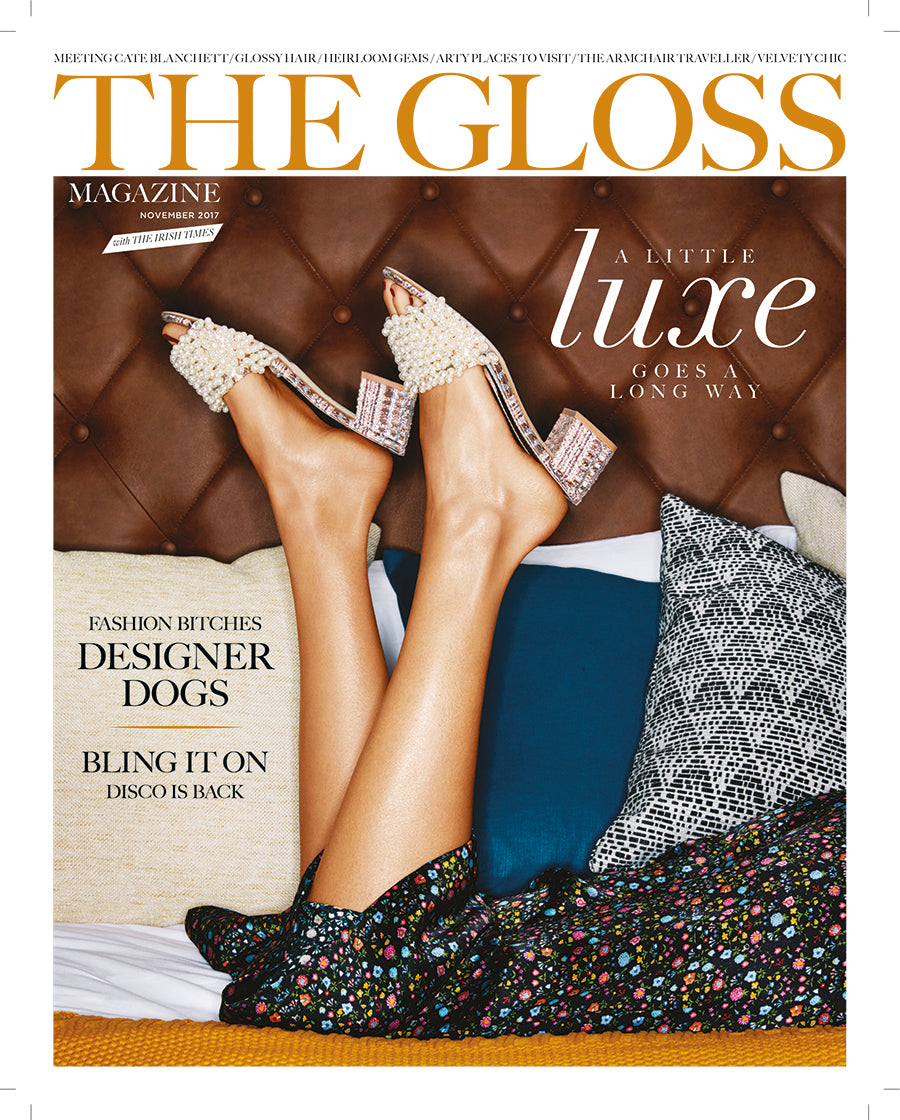 THE GLOSS - Irish Times Supplement. Idle Eau de Parfum