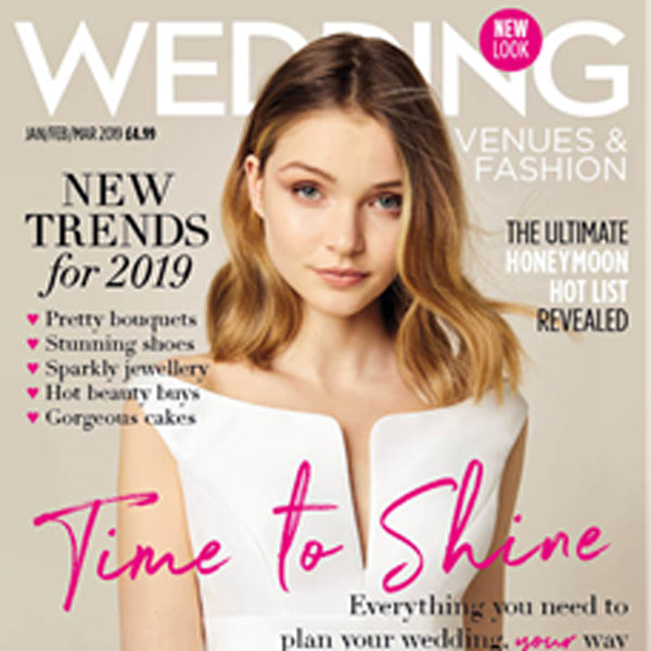 Wedding Venues & Fashion, January/February 2019 - Metabolic Facial II