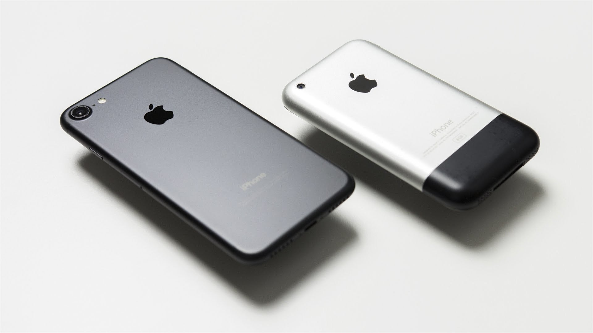 Comparing the original iPhone to the iPhone 7 - just how far has it come?