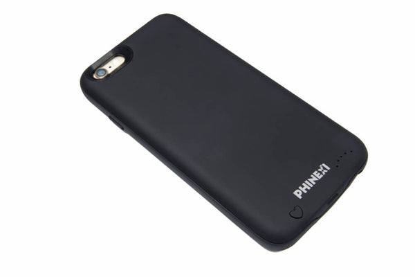 Phinexi iPhone Charger Case for 6 / 6S / 7 Charging Battery Case