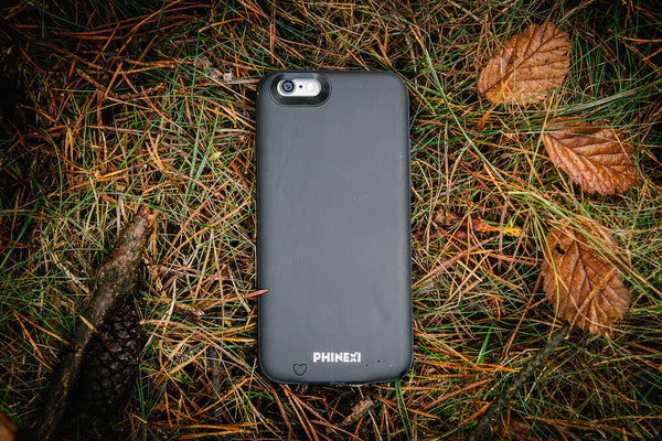 Phinexi iPhone Charger Case for 6 / 6S / 7 / 8 Charging Battery Case