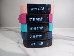 FourFit Fitband Reconditioned fitness tracker watch
