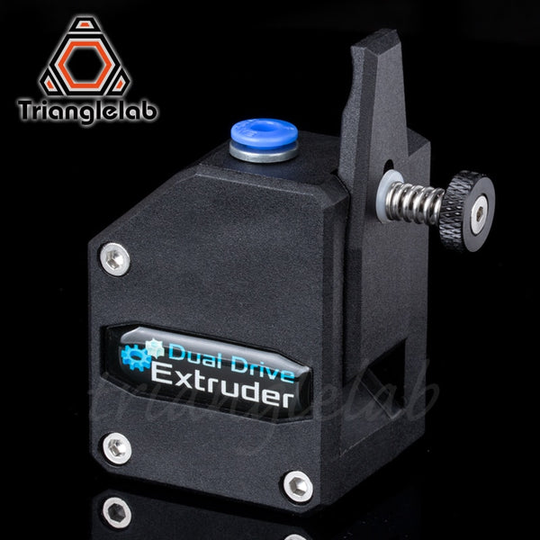 trianglelab Bowden Extruder BMG extruder  Cloned Btech Dual Drive Extruder for 3d printer High performance for 3D printer MK8