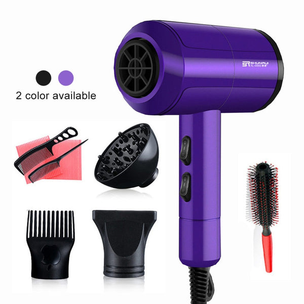 3200 Professional Hair Dryer High Power Styling Tools Blow Dryer Hot Cold Wind 220-240V Hairdressing Hairdryer 40D