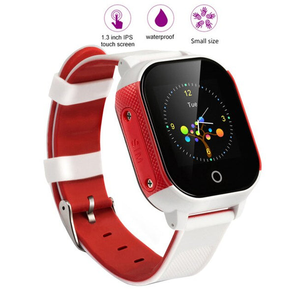 BESTIE child gps smart watch Waterproof kids safe watch Children's WIFI Smart Watch High Definition