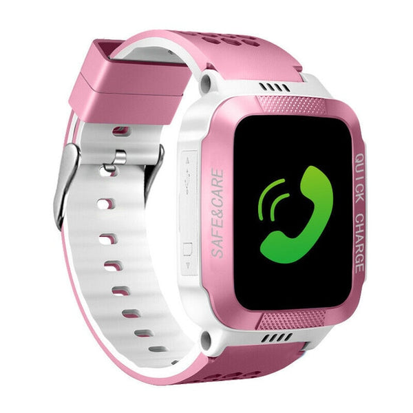 kids GPS tracker Child Smart Watch Anti-lost Kids Safe GPS Tracker SOS Call GSM Fit For Android IOS Kids Safe Smart Watch Dropshipping