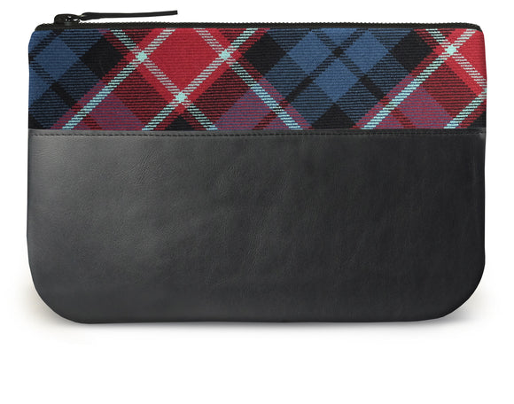 Graham of Menteith Tartan Leather iPad Case Feature Image