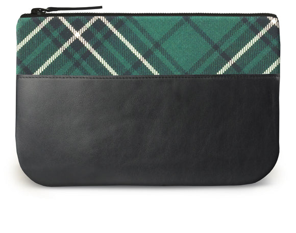 Maclean Modern Hunting Tartan Leather iPad Case Feature Image