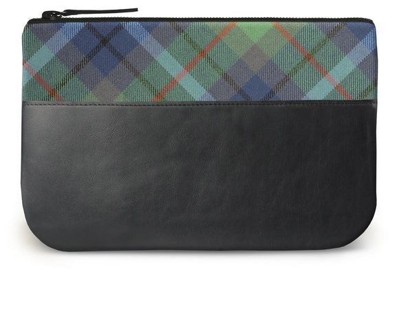 New York City Tartan Leather iPad Case Feature Image