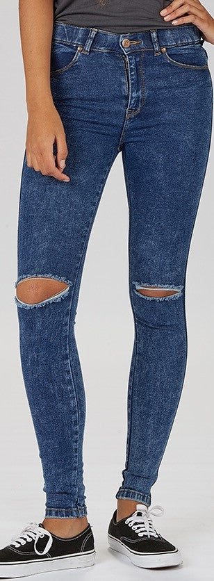 Dr Denim Jeans - 70's Ripped