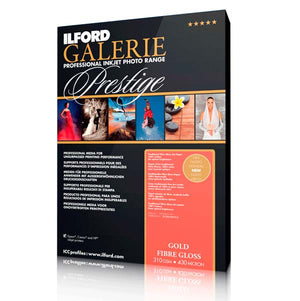 Fine art prints on Ilford Gold Fibre Gloss for photographers