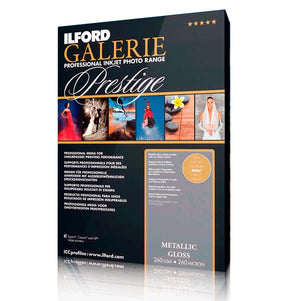 Fine art prints on Ilford Metallic Gloss for photographers