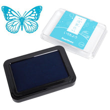 Load image into Gallery viewer, Iromoyo Ink Pad // Asagi-iro (Turquoise)