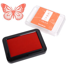 Load image into Gallery viewer, Iromoyo Ink Pad // Sango-iro (Coral Orange)