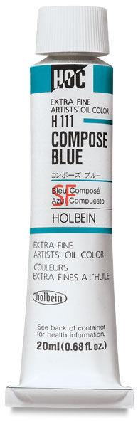 Holbein Artists' Oil in 20ml Tube