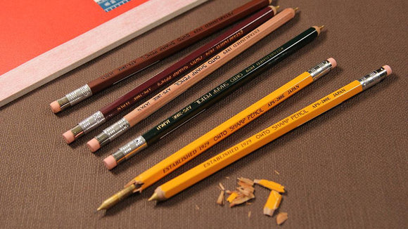 OHTO Sharp Mechanical Pencil with Eraser 0.5mm