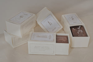 Jieyanow Atelier Slow Living Rubber Stamp Collection