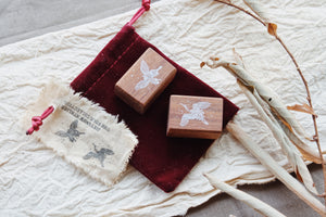 The Folk Collection Rubber Stamp Set