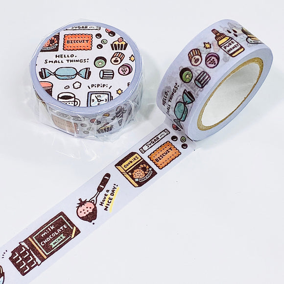 eric small things - Teatime Washi Tape