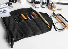 Load image into Gallery viewer, Rhodia 2 in 1 Sleeve Roll Pen Case