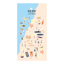 Load image into Gallery viewer, Suatelier Stickers | Swim Swim