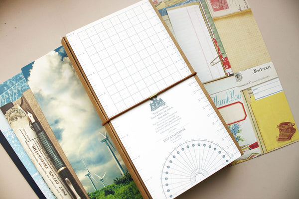 Keep A Notebook A5 Slim Paper Sheet
