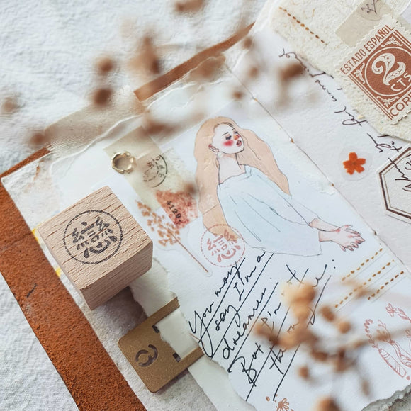 Create Rubber Stamp Collection - N4 Love