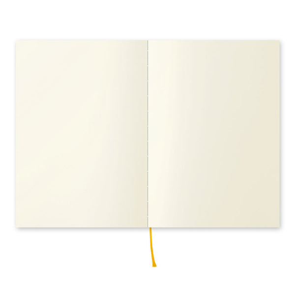 MD A5 Blank Notebook (English Caption)