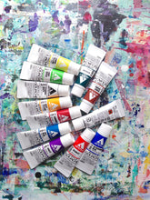 Load image into Gallery viewer, Holbein Acryla Gouache in 20ml Tube (12)