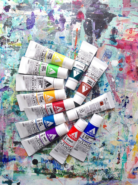 Holbein Acryla Gouache in 20ml Tube (18)