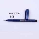 Zebra Brush Pen // Extra Fine (WFSS4)