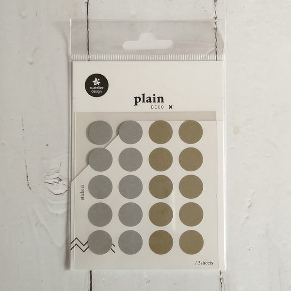 Suatelier Plain 38 Sticker Sheet