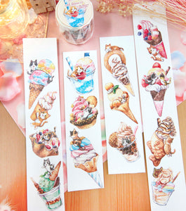 Maruco Washi Tape // Kitten Desserts