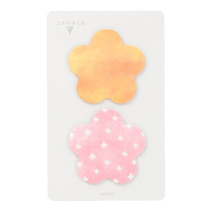 Film Memo Sticky Notes | Flower (L)