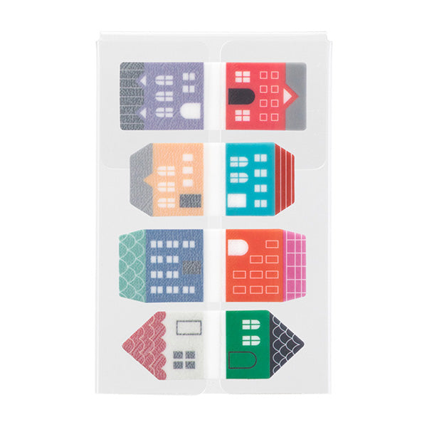 Film Index Sticky Notes | Houses