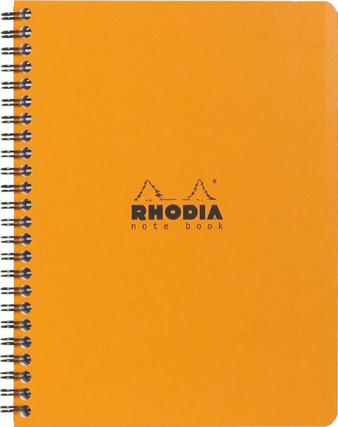 Rhodia A5 Spiral Ring Book
