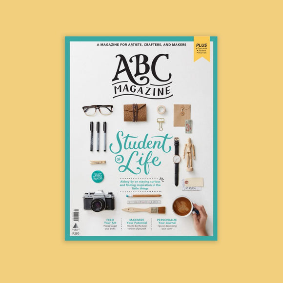 ABC Magazine by Abbeysy