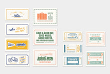 Load image into Gallery viewer, TRAVELER'S Company x B-Sides & Rarities: Letterpress Message Card Refill
