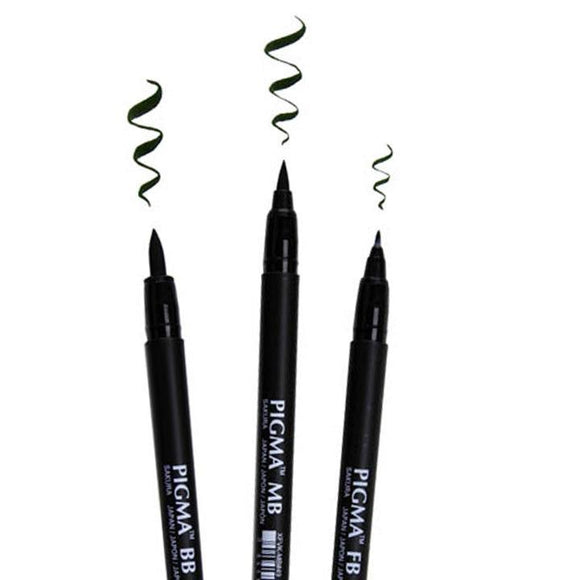 Pigma® Professional Brush Set