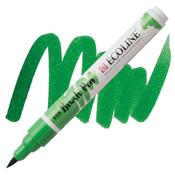 Ecoline Watercolor Brush Pen / 656 Forest Green