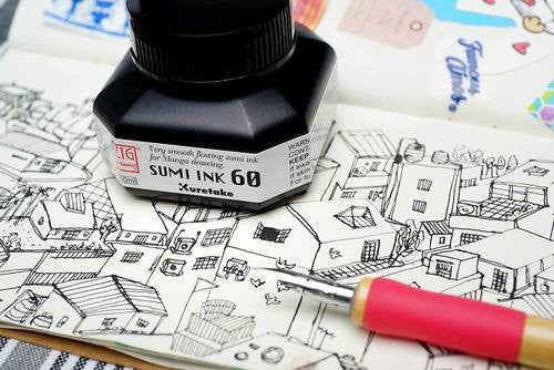 Kuretake Sumi Ink // 60ml