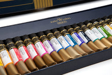 Load image into Gallery viewer, Mijello Mission Gold Class 7ml Tube Watercolor Set // 24