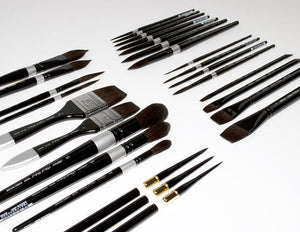 Silver Brush Black Velvet Brush - Liner